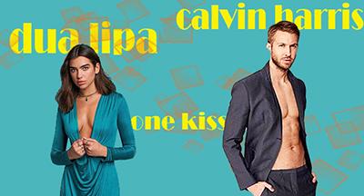 Ringtone One Kiss - Calvin Harris, Dua Lipa Lyrics: