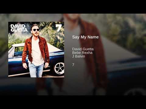 Ringtone Say My Name David Guetta Bebe Rexha J Balvin Ringtones Download Best Mp3 Ringtones